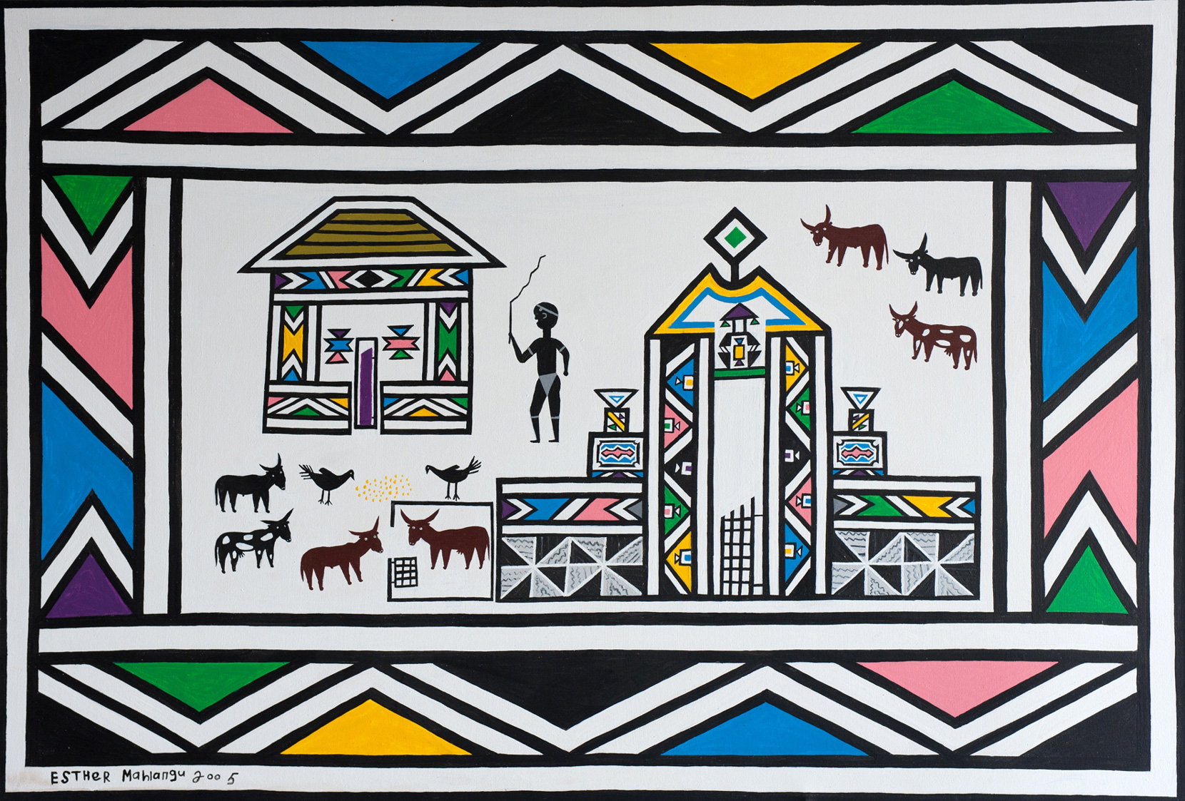 Equatorial Guinea Arts And Crafts