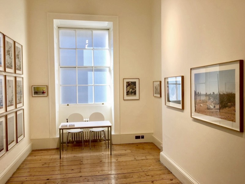 Barnard Gallery at 1:54 London 2016