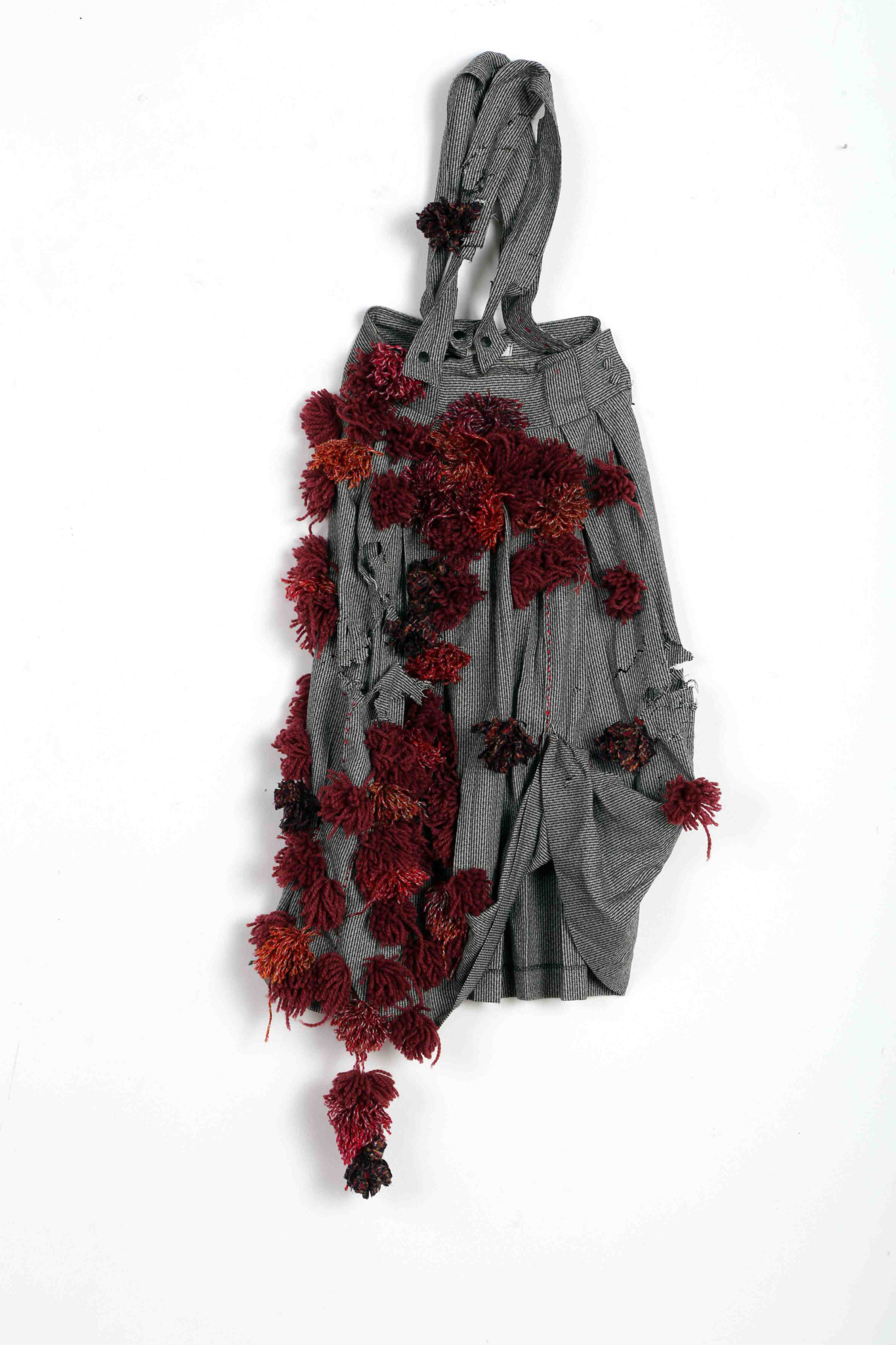 Georgina Maxim, 'Sex in the Bushes', 2014, Mixed Media 134 x 66 cm, Courtesy of Village Unhu