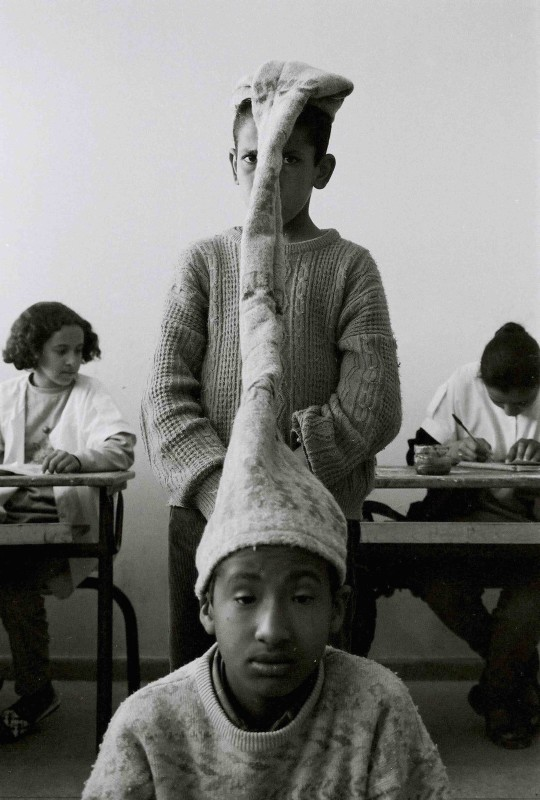 Hicham Benohoud, 'La Salle de Classe No.II (from the series La Salle de Classe)', 2001, Photograph, edition of 3 + 2 A. P, 50 x 40 cm, Courtesy of Selma Feriani Gallery