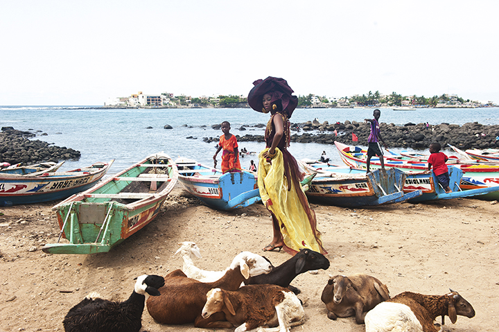 Daniele Tamagni, 'Ngor, La Renaissance Africaine', 2012, Lambda c-type print, 80 x 57 cm, Courtesy of October Gallery