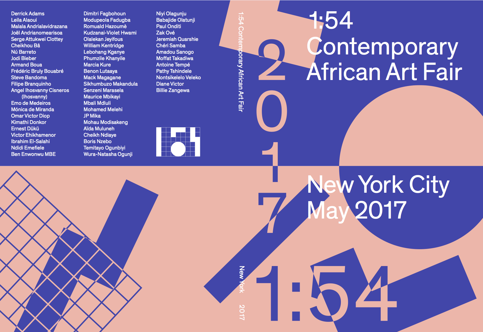 1:54 Contemporary African Art Fair New York Catalogue 2017