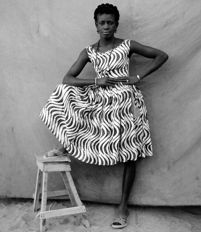 Hamidou Maiga, Untitled, 1962, Gelatin silver print, edition of 10 + 2 A.P., 25.4 x 30.48 cm / 10 x 12 in, Courtesy of Jack Bell Gallery